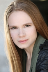 Lily Kerrigan Theatrical Headshot
